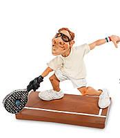 Фигурка The Comical World of Warren Stratford Большой теннис 15 см , фото 1