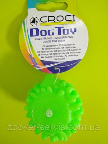 Игрушка для собак ЁжикCaniAMici C6FR0090, фото 2