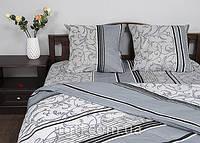 """Комплект постельного белья """"Warm Grey"""" Двуспальный Евро"""