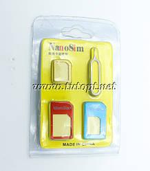 Набор переходников для SIM карт