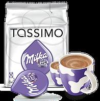 Горячий шоколад Tassimo Milka 8 порций (16 шт.). Германия (Тассимо), 260г