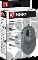 Мышь для ноутбука, ПК Defender #1 MS-900 серая