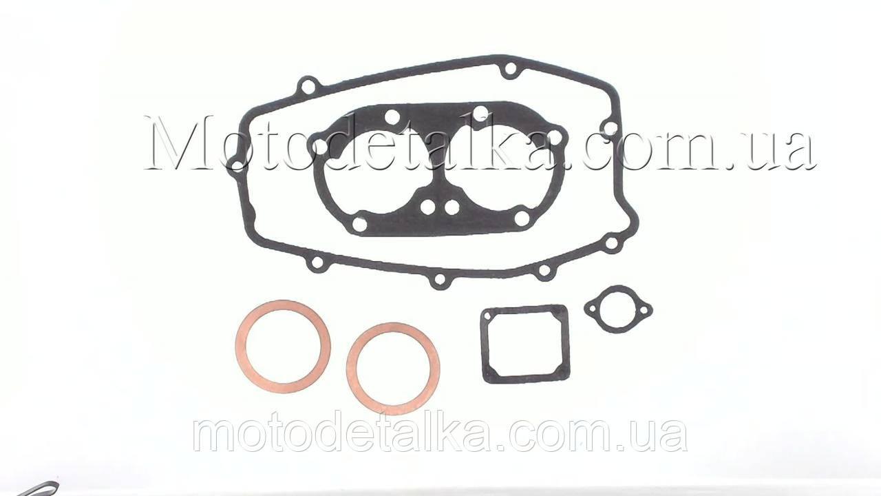 Прокладки двигателя (набор) ЯВА 350 12V (паронит+медь)