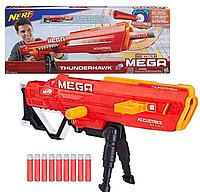 Бластер Нерф Мега Тандерхок Комбат NERF Mega Thunderhawk Blaster