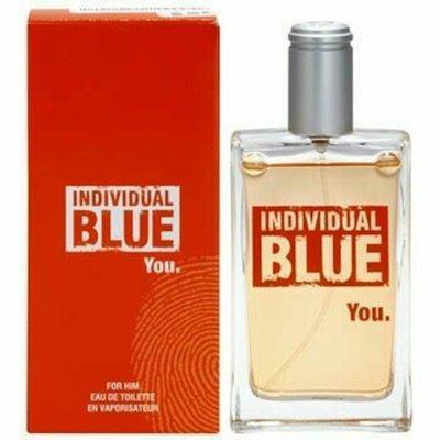 туалетная вода мужская Avon Individual Blue You 100 Ml эйвон