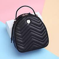 Рюкзак-сумка городской женский FULANPERS  (черный), фото 1