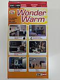 Настенный мини обогреватель в розетку Wonder Warm 400 W с пультом, тепловентилятор Вондер Варм, фото 7