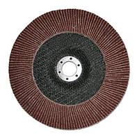 Круг лепестковый торцевой ДИАМАНТ 125х22,23мм