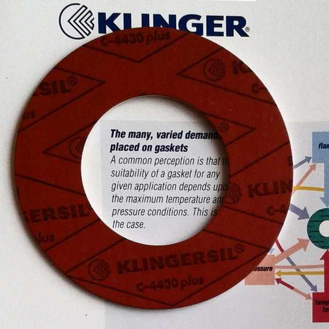 Уплотнительные прокладки Klingersil c-4430