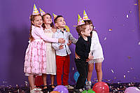 Детский День рождение в стиле Квест на Планете Бабочек на ВДНГ