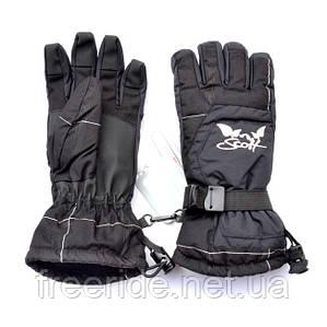 Женские лыжные перчатки Scott (M) Termolite