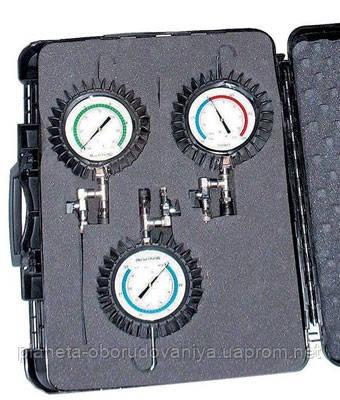 Тестер давления бензиновых инжекторных систем PROFI KIT (cod. 04.023.02 включен)  SPIN - Италия