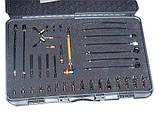 Тестер давления бензиновых инжекторных систем PROFI KIT (cod. 04.023.02 включен)  SPIN - Италия, фото 2