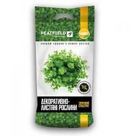 Торфяной субстрат Peatfield Для декоративно-лиственных растений 10 л