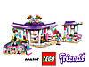 Конструктор JVToy 18003 Арт-кафе Эммы 423 детали (аналог Lego Friends лего)