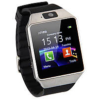 Смарт годинник Smart Watch Phone DZ09, розумні годинник, фото 1