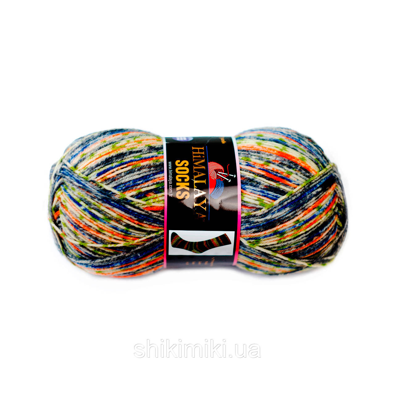 Пряжа Himalaya Socks №160-04