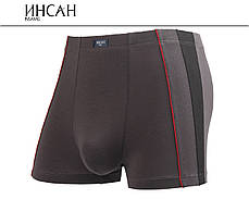 Мужские боксеры (пол-батал) стрейчевые марка «ИНСАН» Арт.INS-895, фото 3