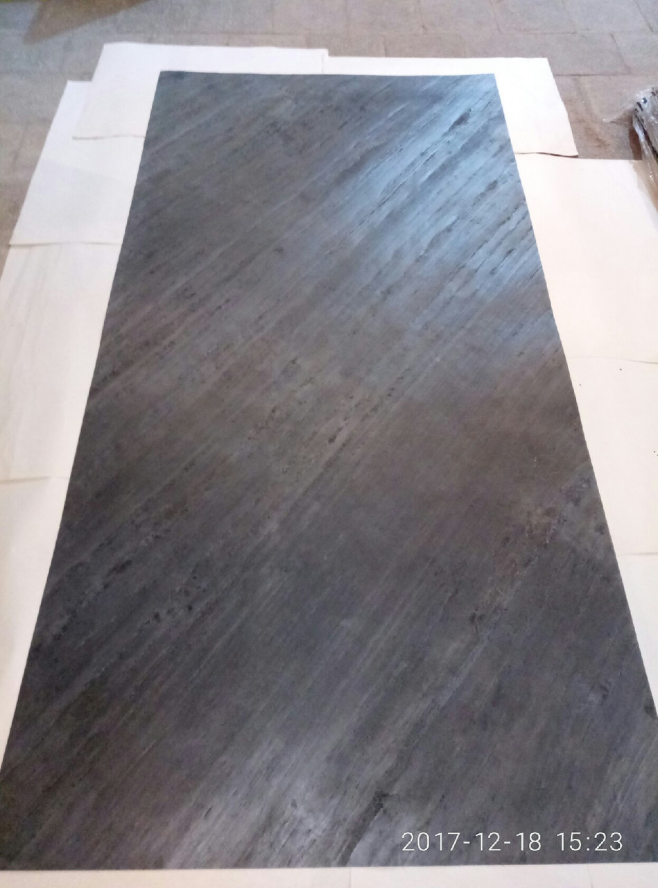 Каменный шпон OCEAN BLACK 2440x1220mm