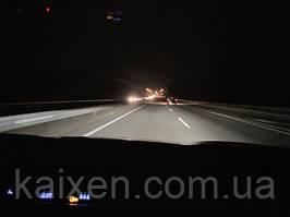 Установка ксеноновых ламп KAIXEN