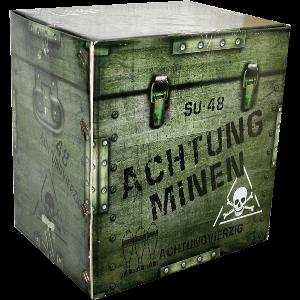Салютна установка Achtung minen SU-48