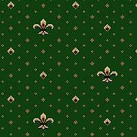 Ковролин тканый Balta Wellington зеленый 0040 4,0м штучный джут саксони