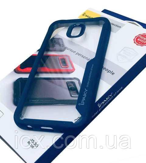 Накладка силиконовая IPAKY Premium Case Samsung J530 2017