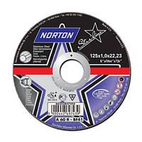 NORTON STARLINE отрезка 125x2,5x22,23