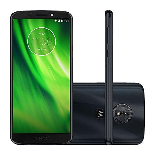 "Смартфон Motorola Moto G6 XT1925-5 Dual Sim 4/64GB 5.7"" Deep Indigo, фото 1"