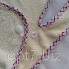 Полотенце-халат Микрофибра (Микс от 6 шт), фото 3