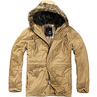 Куртка Brandit Vintage Explorer CAMEL XL Песочная (3120.70-XL) 445df3773bf91
