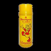 Шампунь дитячий Каченя з вітаміном F Adventure, 170 мл Тутті-Фрутті