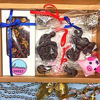 """Подарочный набор Натуральных сладостей для детей и взрослыхБЕЗ сахара. """"Сладкая Свинка  2"""""""