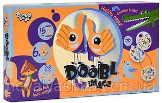 Настольная Игра DOOBL IMAGE, DANKO TOYS, Найди пару DBI-01-01 R, 009989