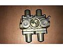 Клапан защитный КАМАЗ ЗИЛ МАЗ ПАЗ четырехконтурный 100.3515510-20, фото 2