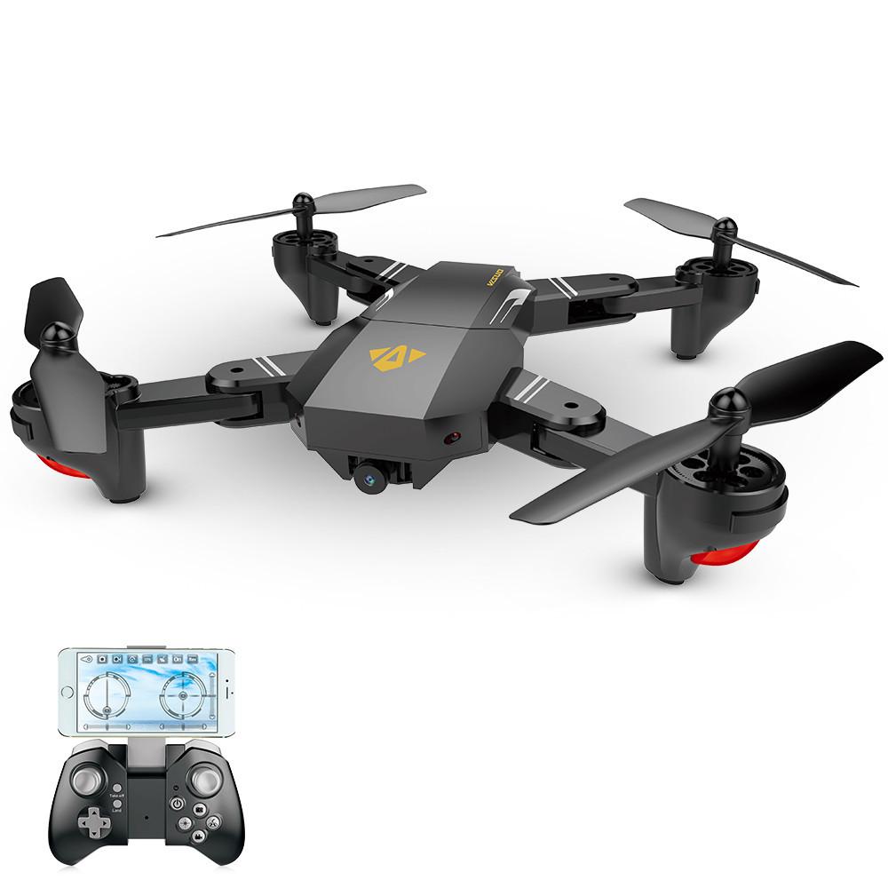 Квадрокоптер VISUO XS809HW с Камерой 2 МП широкоугольной