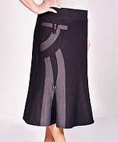Женская батальная юбка от производителя
