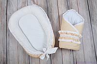 """Демисезонный набор для новорожденного """"Нежность"""", фото 1"""