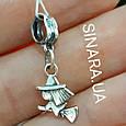 Шарм Пандора Pandora Бусина Ведьма - Шарм Ведьмочка серебро 925, фото 2
