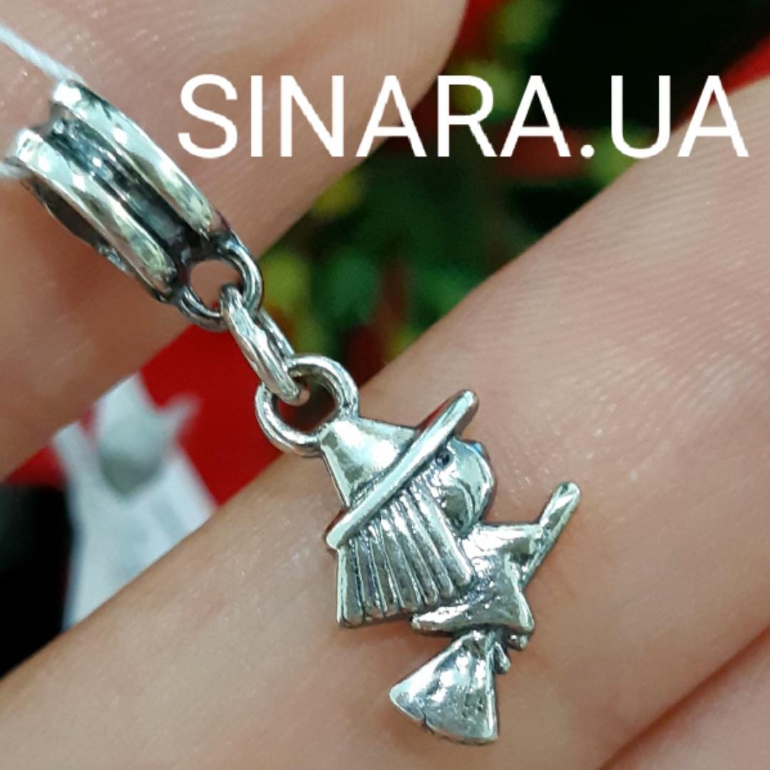 Шарм Пандора Pandora Бусина Ведьма - Шарм Ведьмочка серебро 925