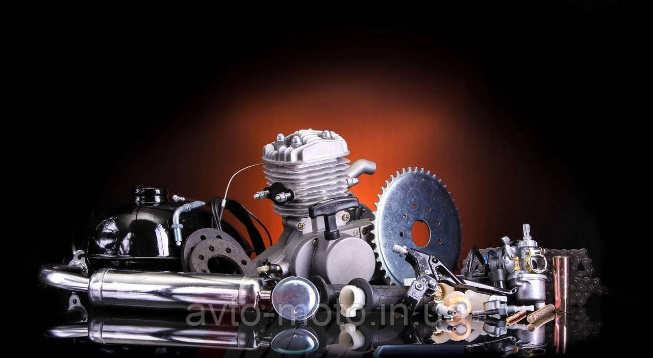 Мотор 80 см3 (Дырчик) со стартером