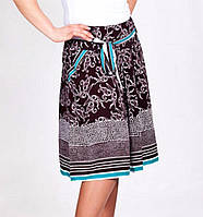 Оригинальная женская юбка в модный принт