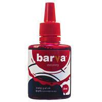 Краска штемпельная BARVA 30мл, red (SPI-R-003)