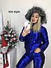 Костюм женский зимний Куртка и штаны Размеры  смл Ткань синтепон 300 штаны 200 плащевка анти дождь, фото 8