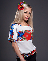 Женские вышитые футболки (Жіночі вишиті футболки)