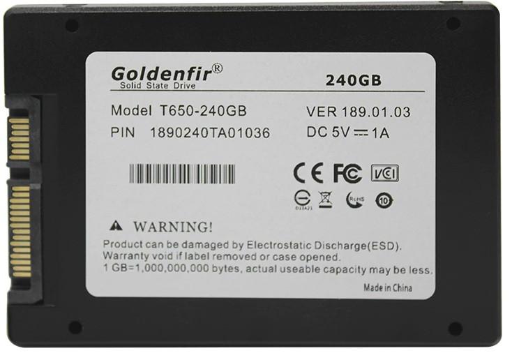 "Новый SSD Накопитель 2.5"" 240GB"