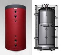 Буферная ёмкость Termico 900л с баком для ГВС 65/100/125 литров и с термоизоляцией
