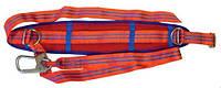 Пояс предохранительный ПП1А (строп-лента).  Пояс страховочный., фото 1