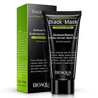 Очищающая маска пленка Bioaqua Black Removal Bamboo от черных точек 60 g