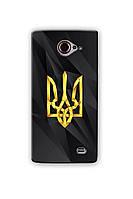 Чехол для ThL W11 (Герб Украины)